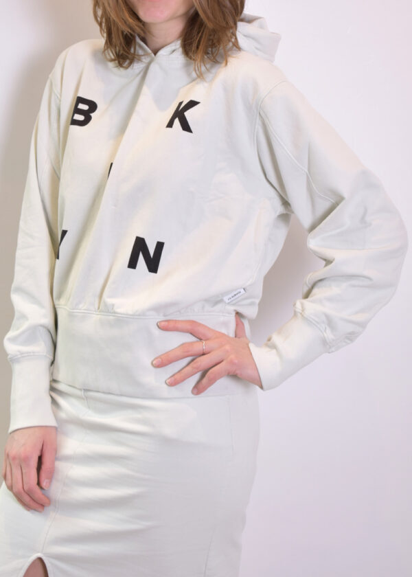 Penn & Ink N.Y. S21F869 sweater barely side