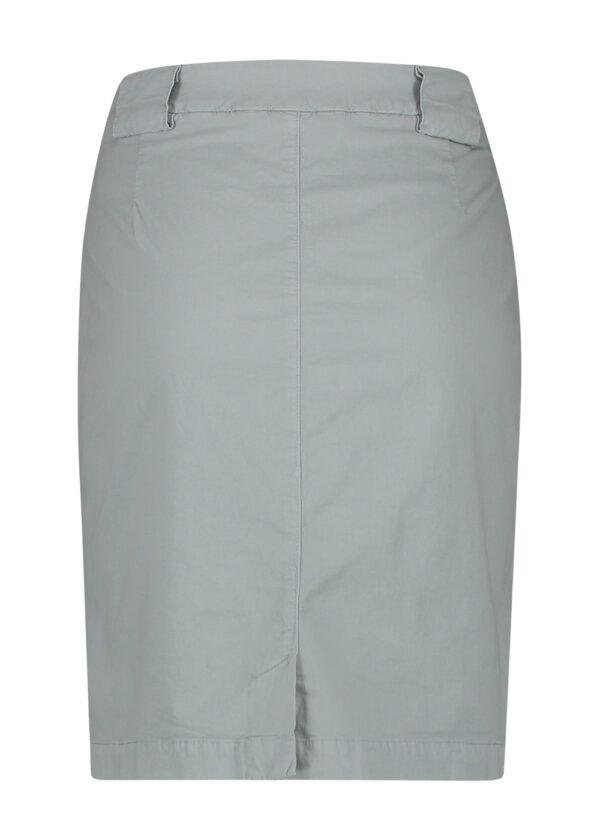 Penn & Ink Skirt S21W330 Pigeon back
