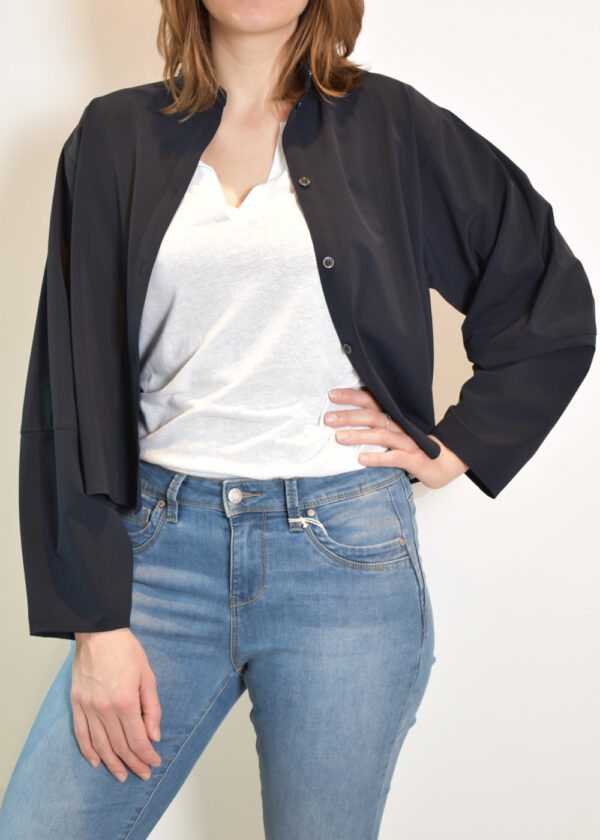 Penn & Ink Top S21T550 outfit