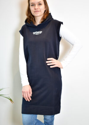 Penn & Ink sweatdress S21F87055 front