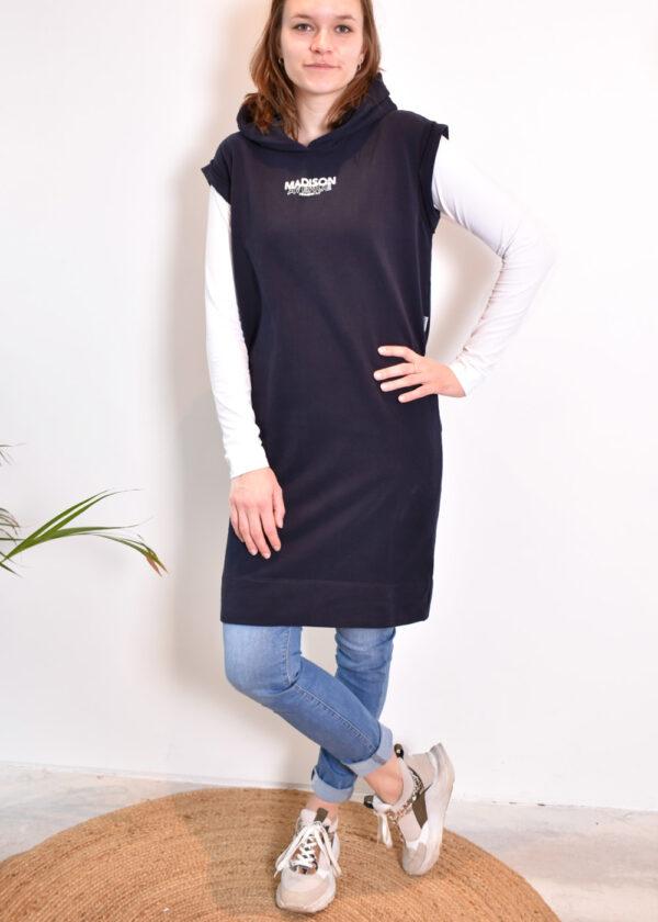 Penn & Ink sweatdress S21F87055 outfit