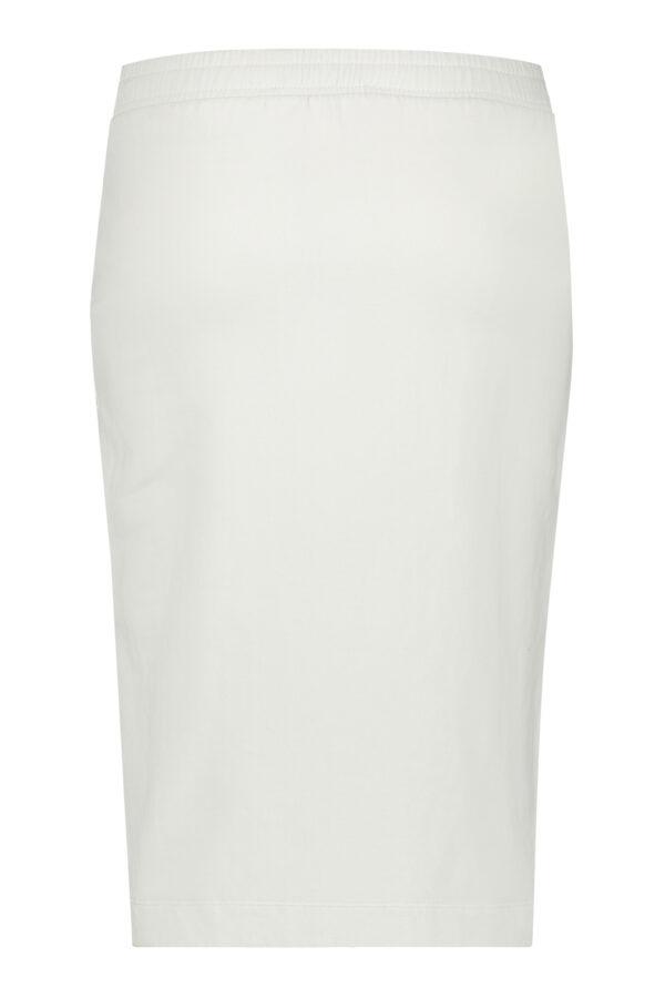 Penn & Ink sweat skirt S21F873 back barely