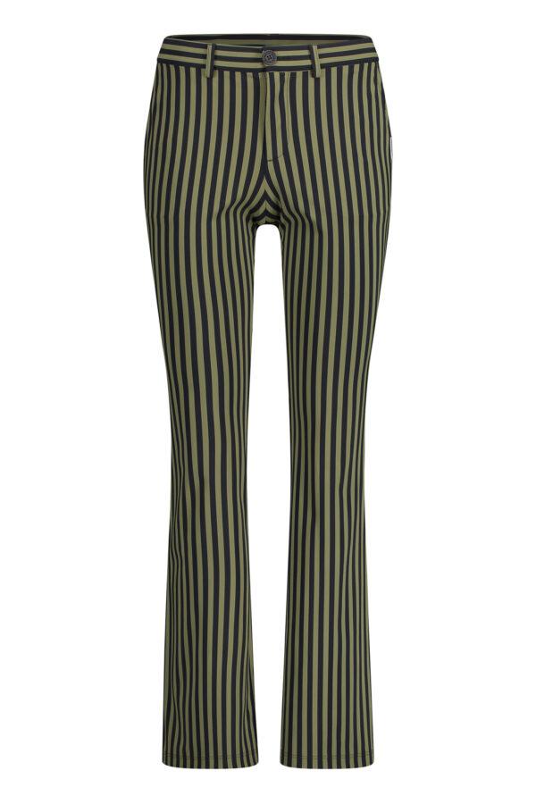 Penn & Ink Trousers N938navy front