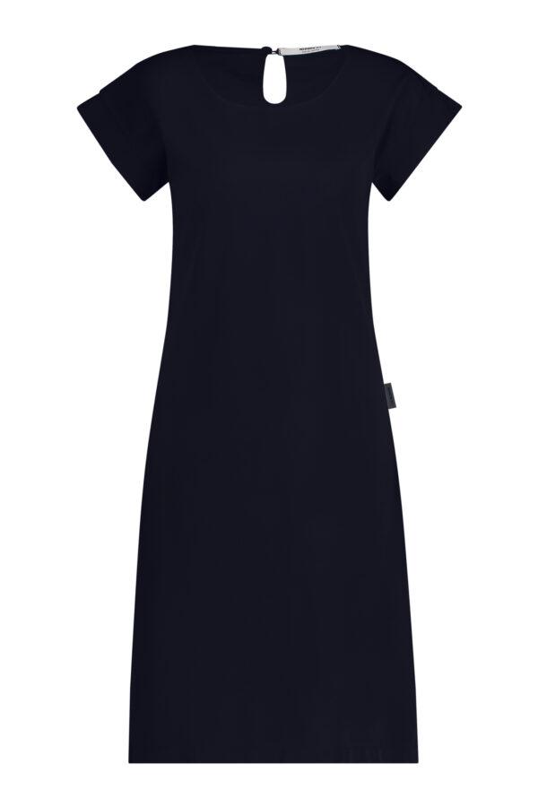 Penn & Ink Dress N962 front navy
