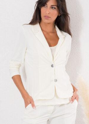 HBT Shirley blazer Blanc HB0EWB01100