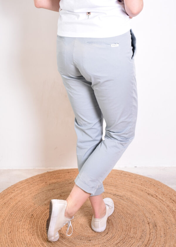Penn & Ink Trousers W329 pigeon back