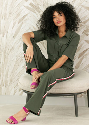 Studio Anneloes Roza jumpsuit 05608-7000 model front