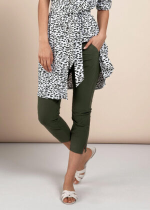 05888-7000 Studio Anneloes Billy trousers green model