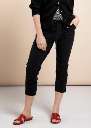 Studio Anneloes Billy trousers black 05809-9000 model