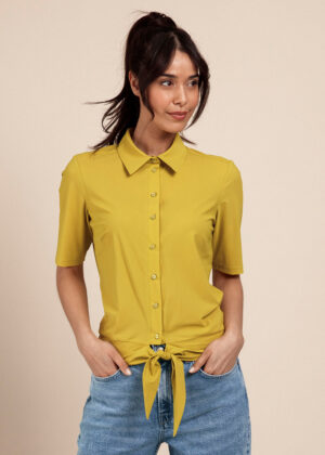 Studio Anneloes Pippa blouse 05885 lime