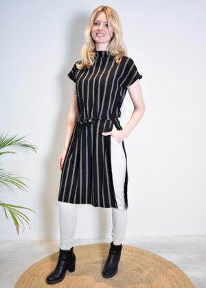 Elsewhere Mette Tunic Stripe 20115 side