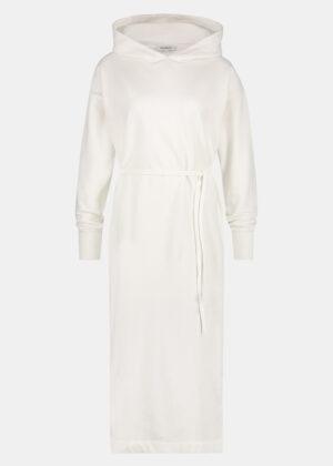 Penn & Ink N.Y. Dress Hood W21F973004 off white front