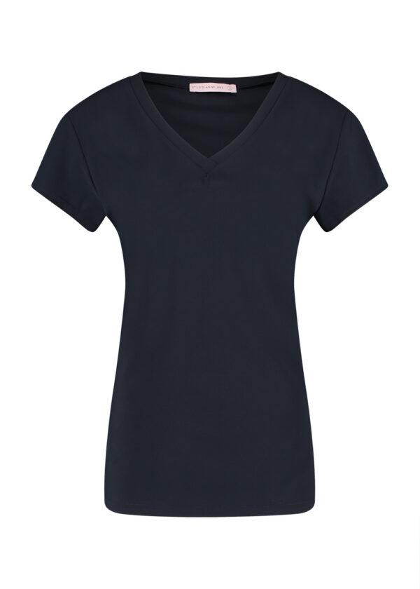 Studio Anneloes Roller shirt 94742 dark blue packshot front