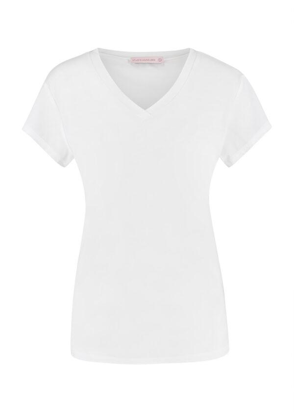 Studio Anneloes Roller shirt 94742 white packshot front