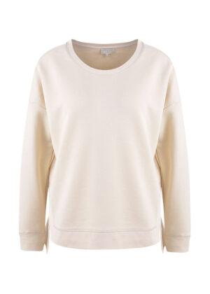 Milano Italy Sweatshirt with oversized shoulders 13-5211-8492-7