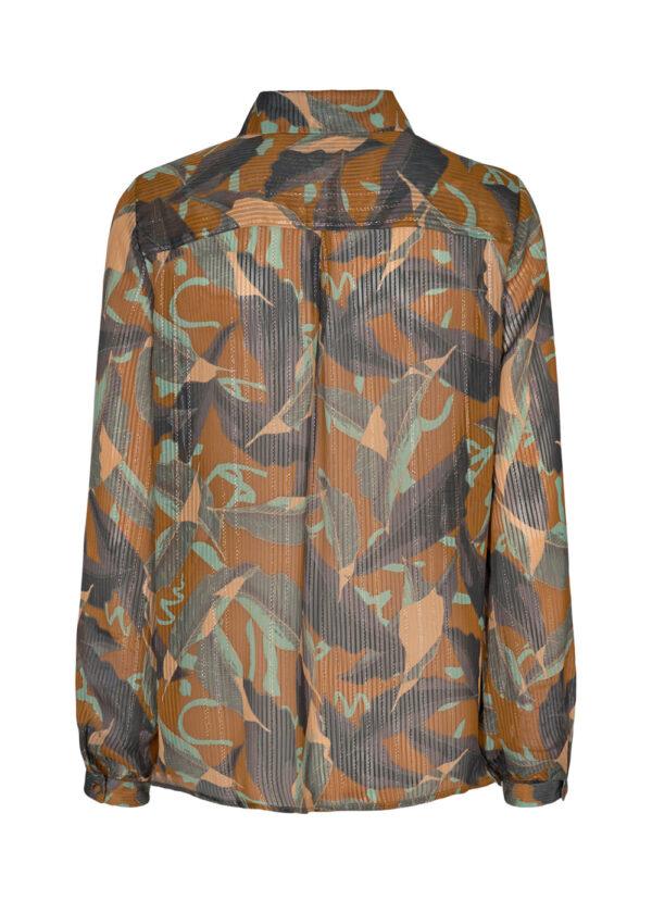 Nümph 700856-5535 Nucalixta shirt cathay spice packshot back