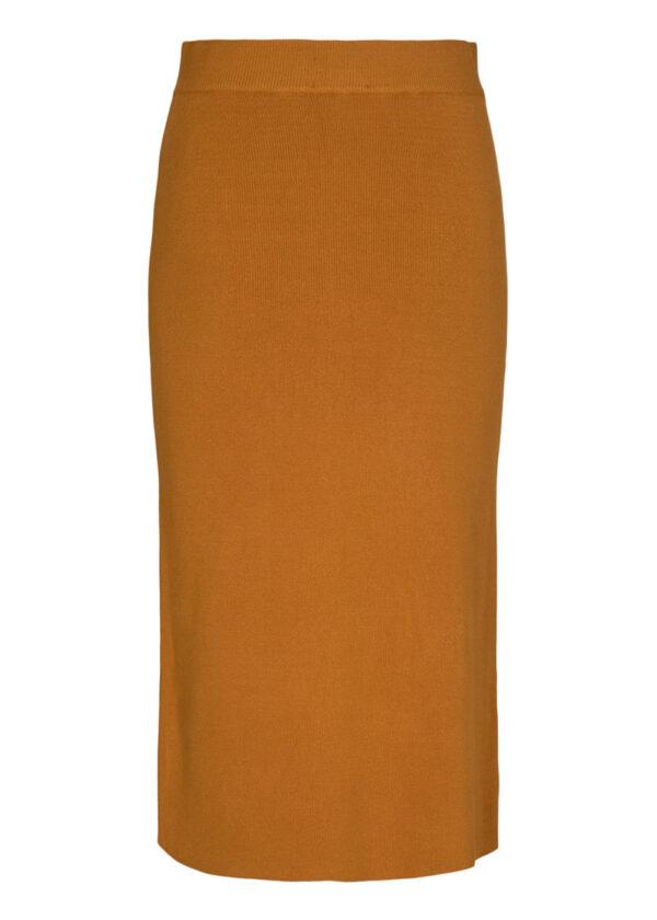 Nümph 701079-5535 Numalone skirt Cathay spice packshot back