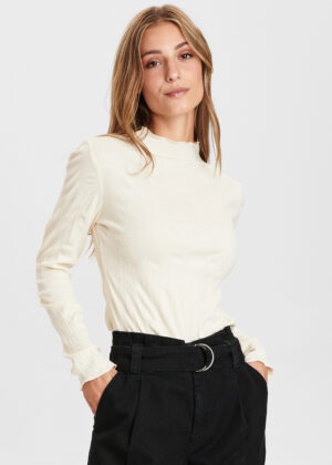 Nümph 701214 Nudennise blouse pristine model front