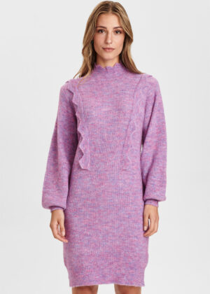 Nümph Nucarlotta Dress 700924 lilac breeze model front