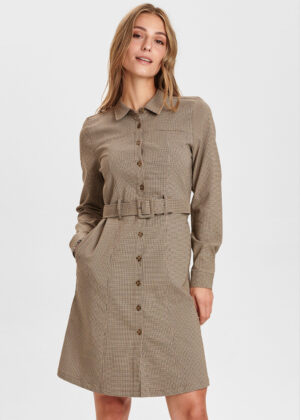 Nümph 700919 Nuchase dress cathay spice front
