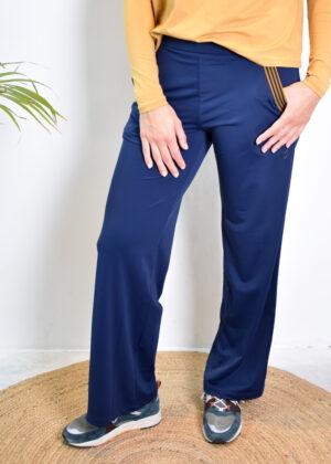 HBT Royal Chloe pantalon large Mari front