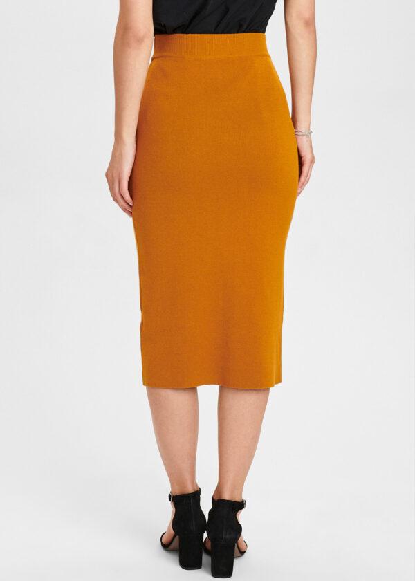 Nümph 701079-5535 Numalone skirt Cathay spice back