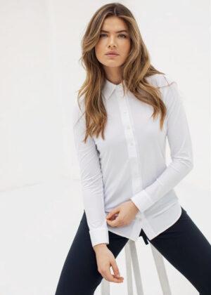 Studio Anneloes Poppy blouse white 90960 model