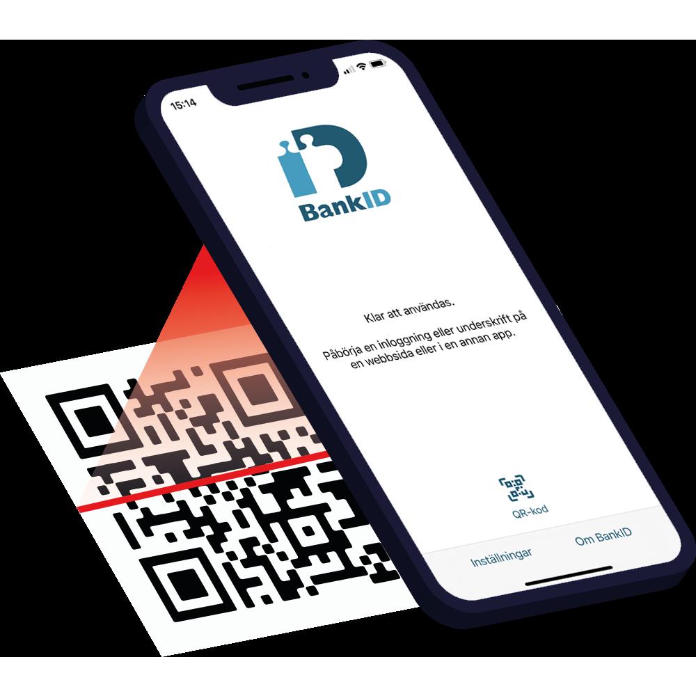 BankID Aktivering - Lås upp dörren med BankID