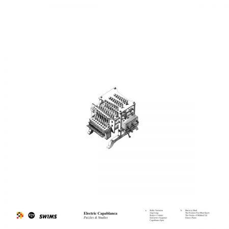Electric Capablanca | Puzzle & Studies | Kit Records & SWIMS | Vinyl