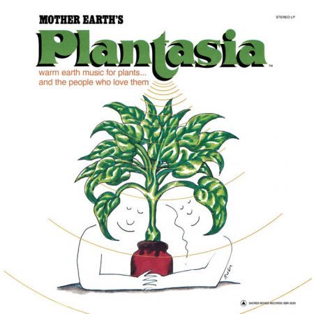 Mort Garson | Mother Earth's Plantasia | Sacred Bones | Vinyl