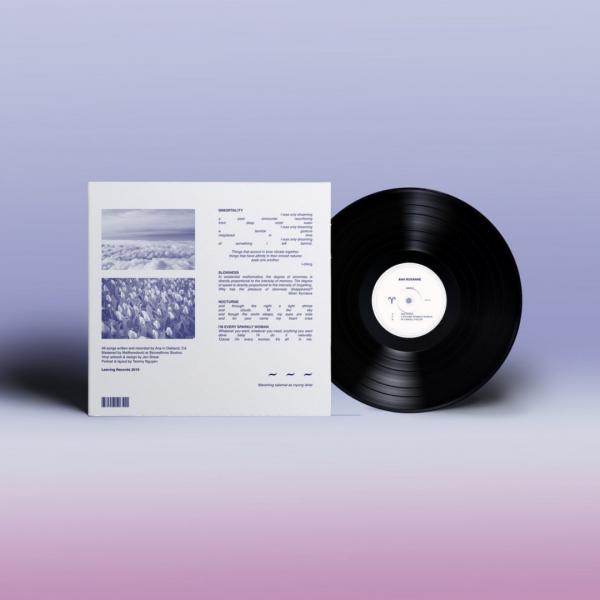 Ana Roxanne | ~~~ | Leaving Records | Vinyl