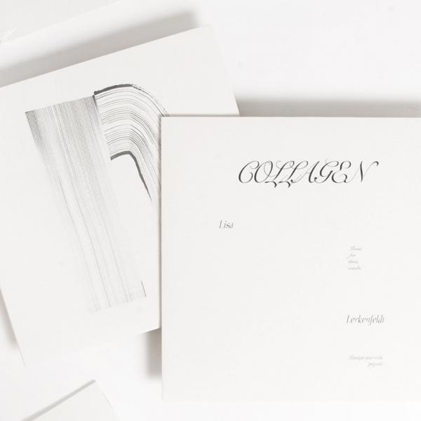 Lisa Lerkenfeldt | Collagen | Shelter Press | Vinyl