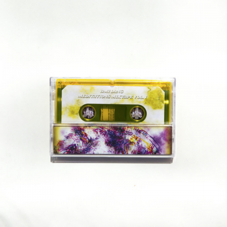 Ami Dang | Meditations Mixtape, Vol.1 | Leaving Records | Cassette