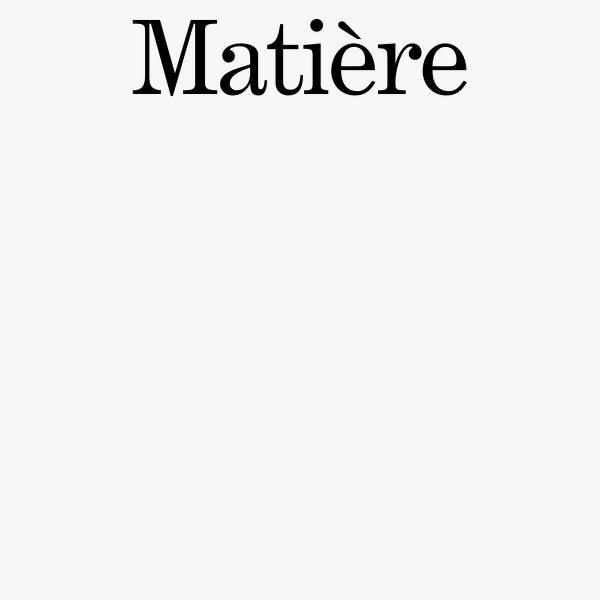 Noémi Büchi | Matière