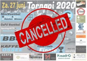 OC Tornooi 2020 – Geannuleerd
