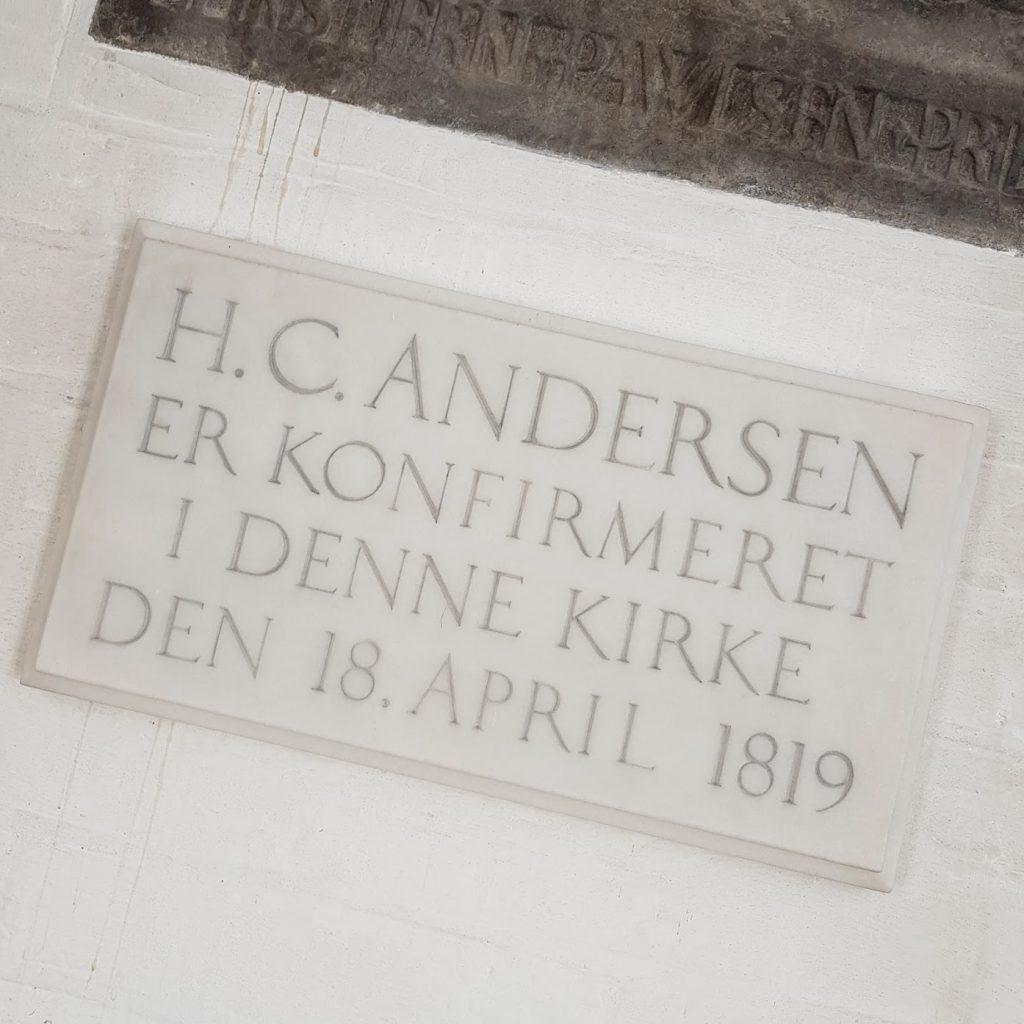Omvisning i Odense Domkirke