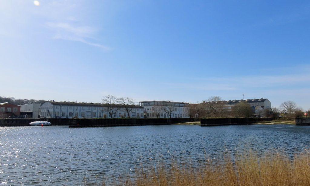 Odense Kanal - Staalskibsværftet