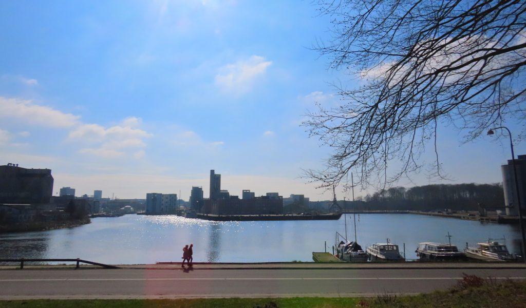 Odense Kanal - havnen