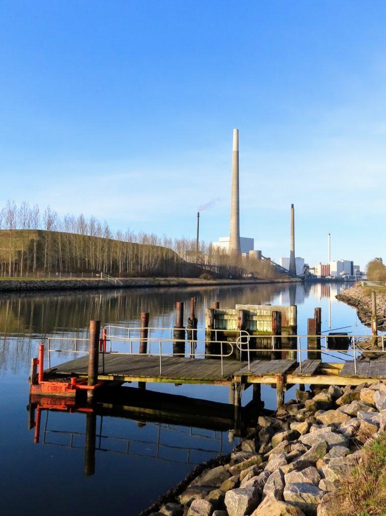 Odense Kanal - Stigefærgen