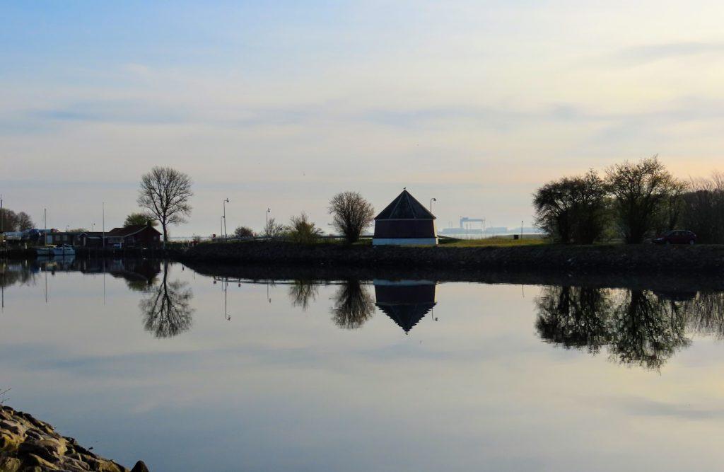 Odense Kanal - pumpemøllen