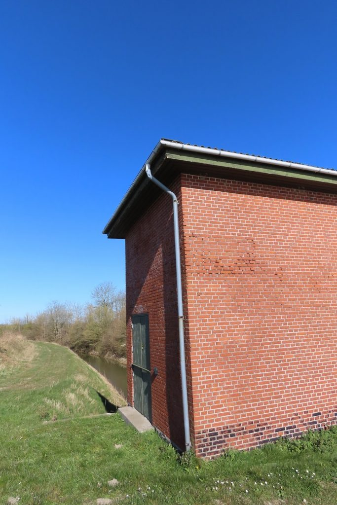 Odense Kanal - pumpestation