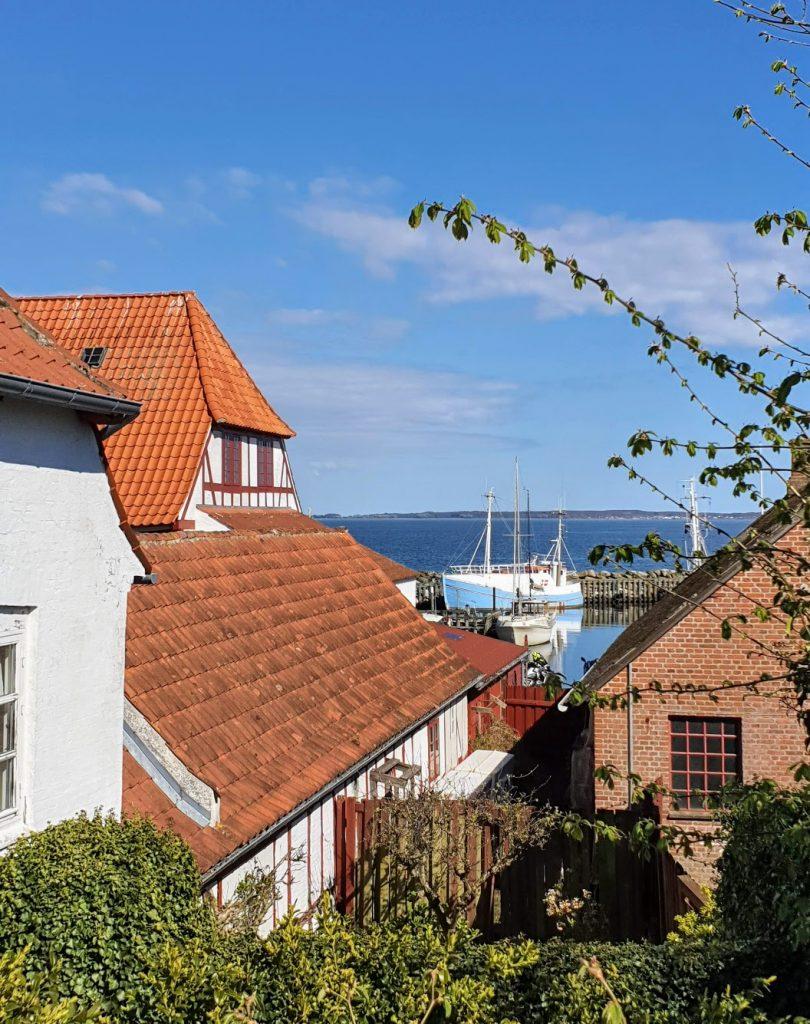 Øhavsstien fra Lundeborg til Sydfyn
