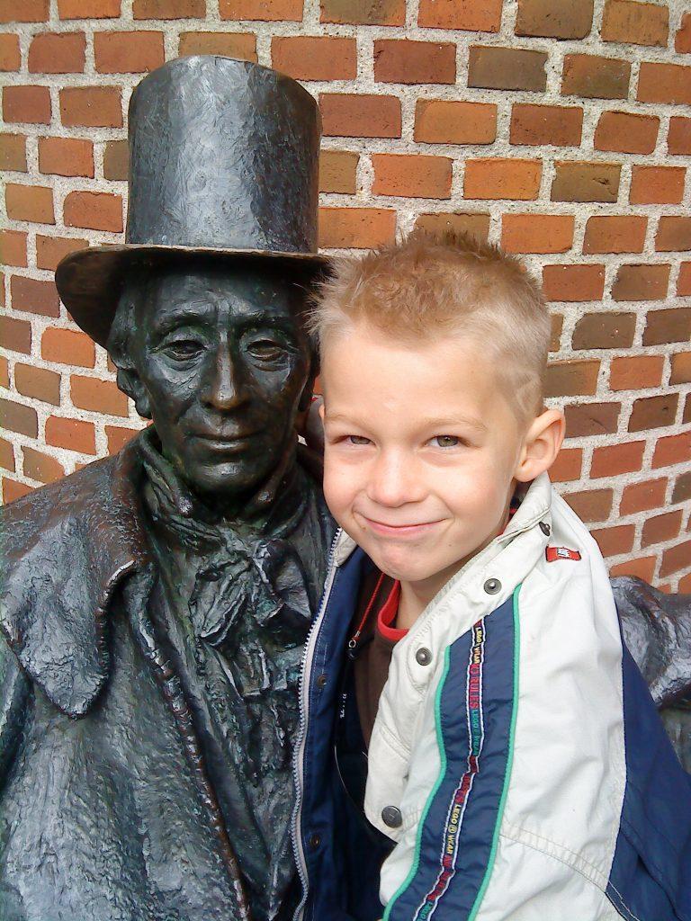 Guidet børnetur i H.C.Andersens fodspor