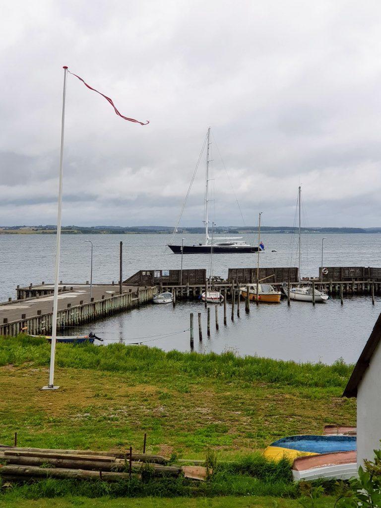 Avernakø - Korshavn