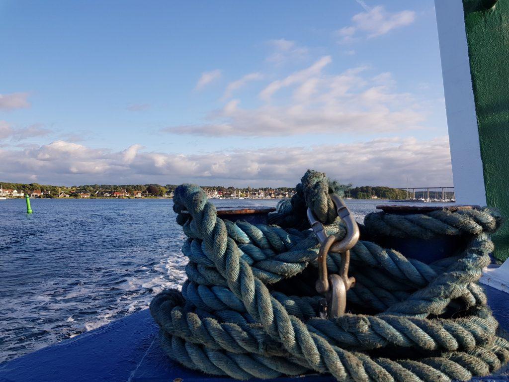 Vandring på sydfynske øer