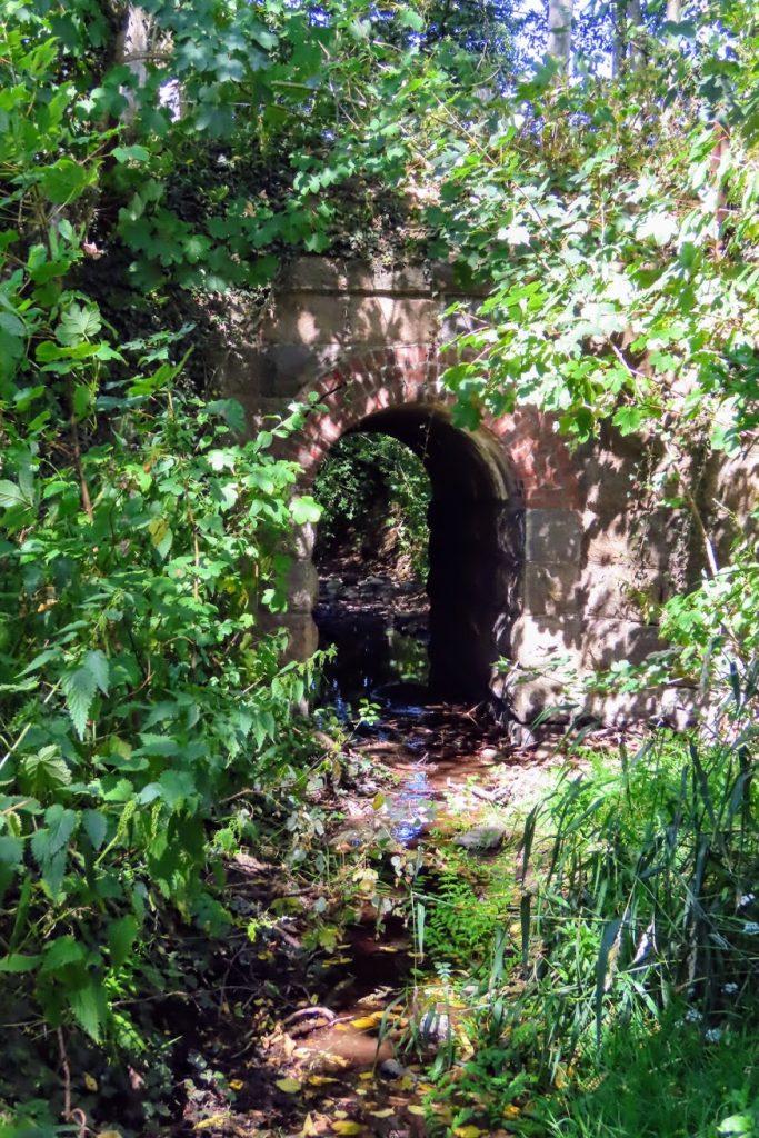 Naturstien mellem Ringe og Korinth
