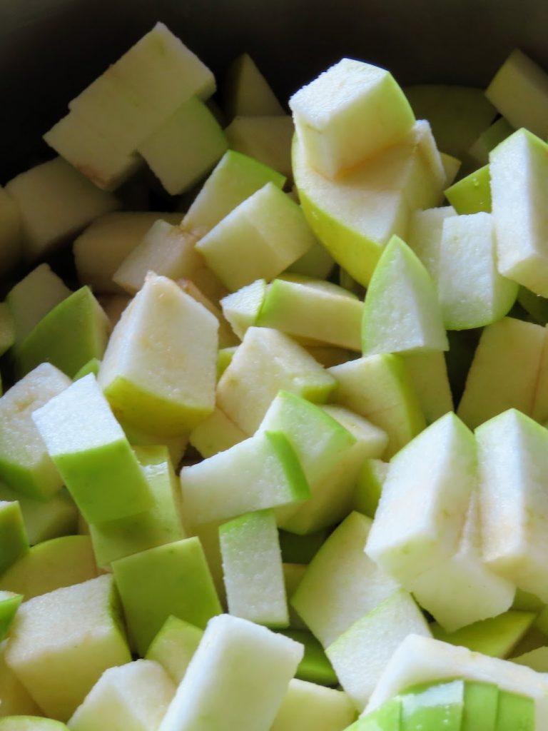 hjemmelavet æblesaft