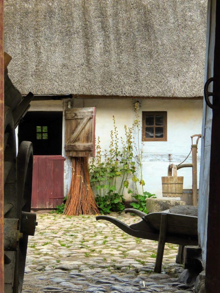 Guidet tur i Den Fynske Landsby