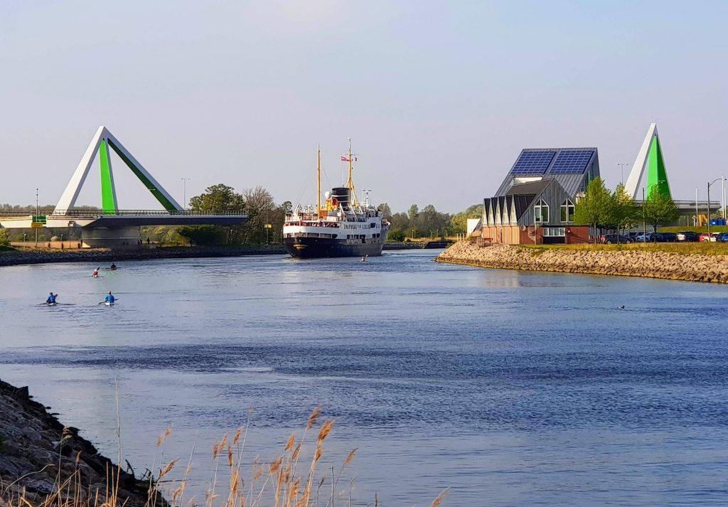 Odense Kanal - Odins Bro