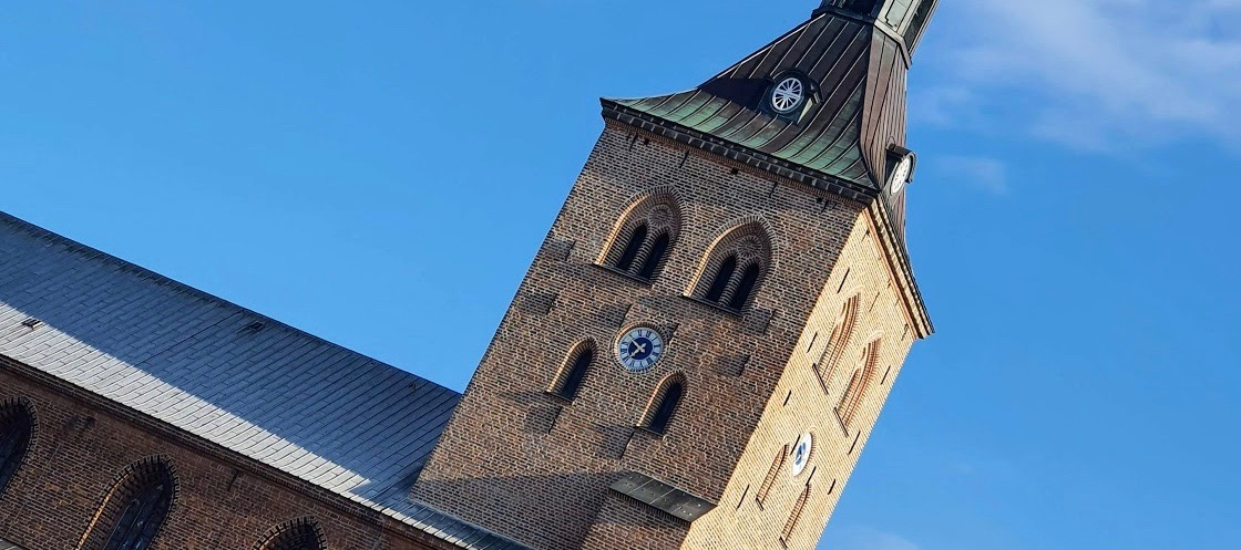 Kig op kig ned guidet tur Odense